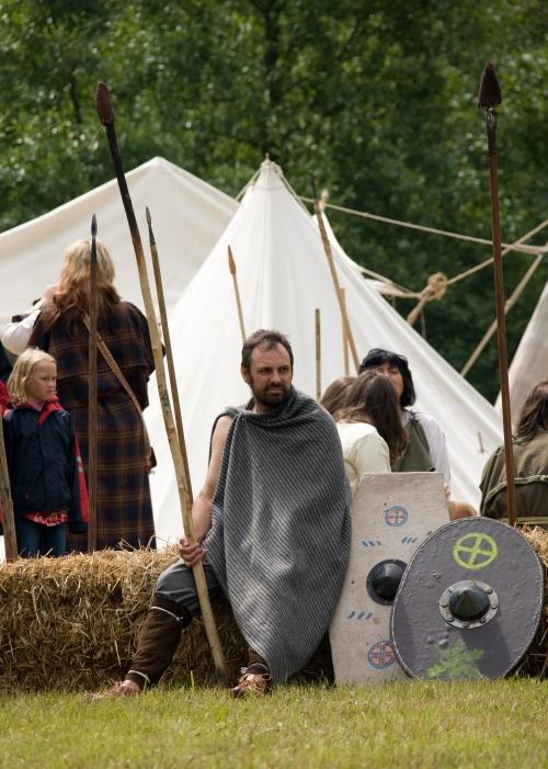 Vor der Schlacht - Weitere Fotos von Ralf Nicolai folgen hier
