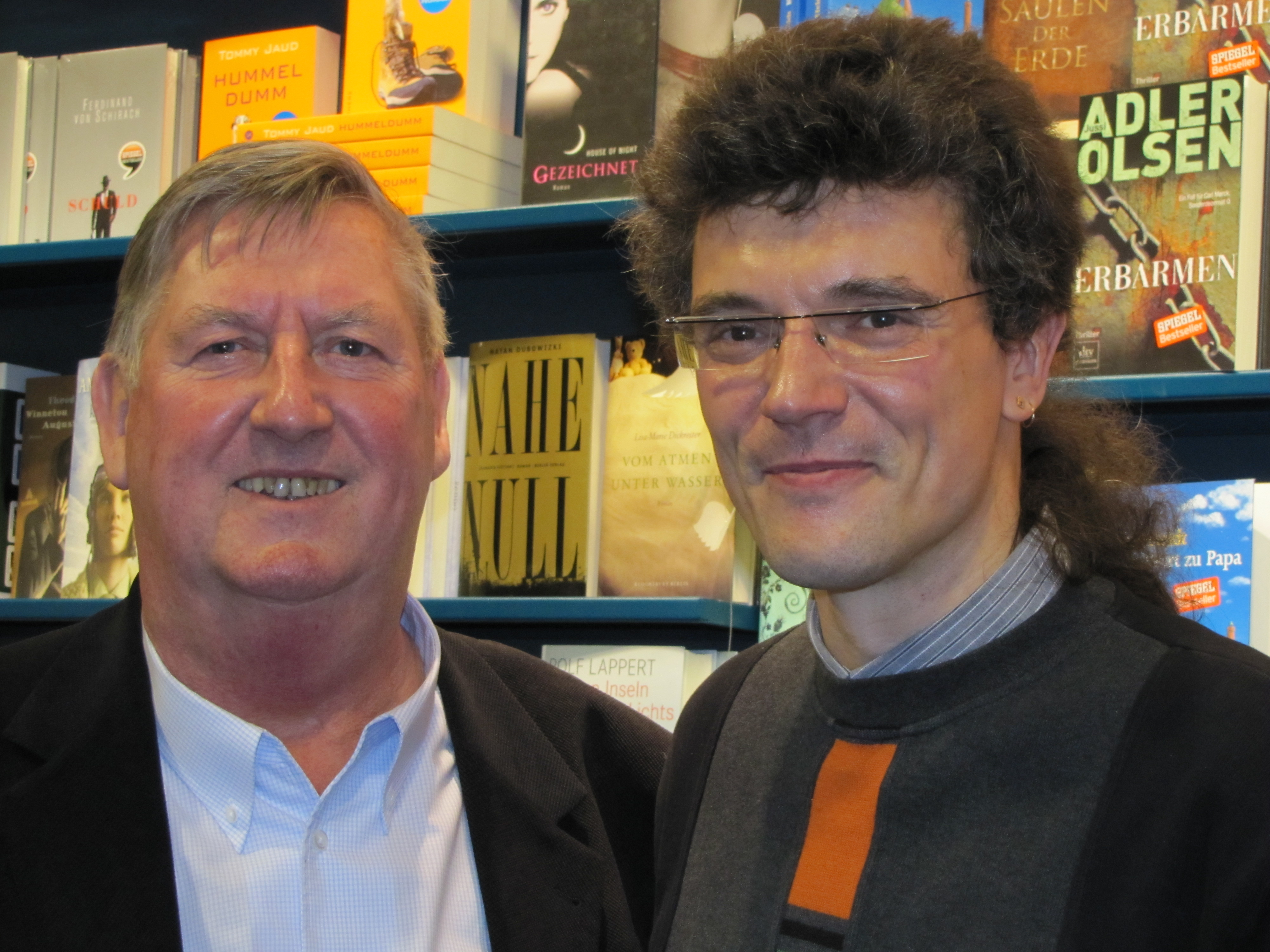 Klaus Dalski und Peter Peterknecht