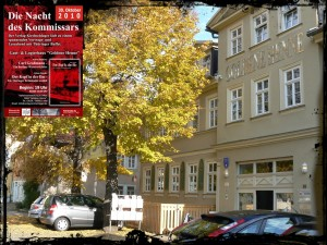 """Gast- und Logierhaus """"Goldene Henne"""" in Arnstadt"""